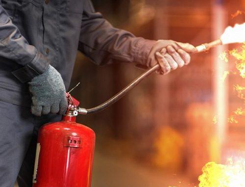 Pautas para prevenir incendios en la industria
