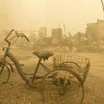 Los incendios devoran la costa oeste de EE. UU. y dejan decenas de víctimas y desaparecidos
