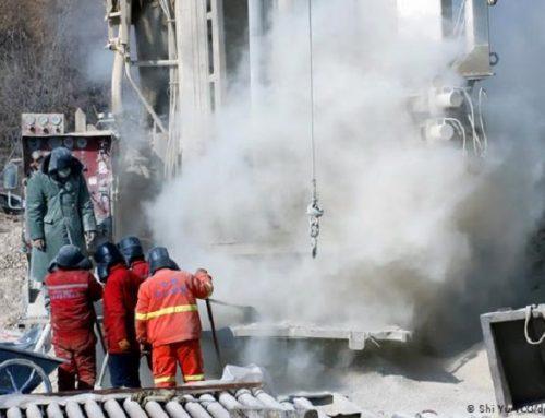 Al menos seis muertos deja incendio en una mina de oro en China