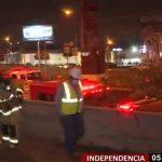 Independencia: incendio alarmó a vecinos en plena madrugada
