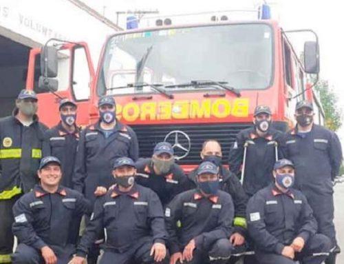 Argentina: Bomberos de San Francisco de Bellocq recibieron nueva autobomba