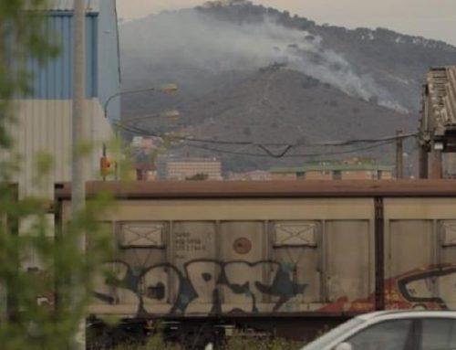 Incendio forestal en Barcelona: arden tres hectáreas en Collserola y el fuego ya está extinguido
